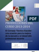 Producciones Del Curso 2013