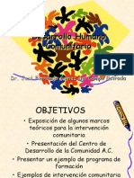 Desarrollo Humano Comunitario.ppt