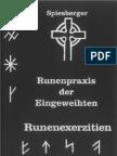 32480896 Spiesberger Karl Runenpraxis Der Eingeweihten Runenexerzitien