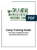 Camp Training Guide