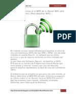 Averigua Con Linux Si El WPS de Tu Router WiFi Esta Activo