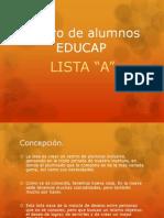 Centro de Alumnos EDUCAP