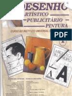 Curso de Desenho _ Instituto Universal Brasileiro Part1_1