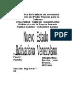 73971406 Hechos Que Originaron La Conformacion de La Asamblea Nacional Constituyente y El Proceso de Formacion de La Quinta Republica