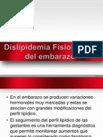 Dislipidemia fisiólogica del embarazo