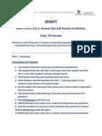 SENATI Basic 3 Final Test 2 Answer Key and Teacher Guidelines.docx