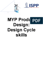 Design Cycle Skills