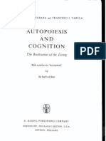 (Boston Studies in the Philosophy of Science Vol. 42) Humberto R. Maturana, Francisco J. Varela-Autopoiesis and Cognition_ the Realization of the Living (Boston Studies in the Philosophy of Science, V