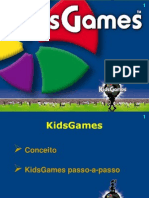 Planejamento Kids Games