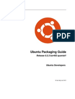 Ubuntu Packaging Guide
