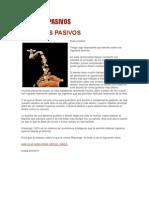 INGRESOS PASIVOS