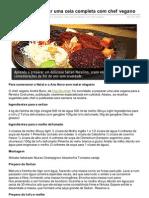 Vista-se.com.Br-Aprenda a Preparar Uma Ceia Completa Com Chef Vegano