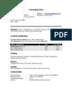 AKARSHAN SOOD(marine resume format)