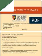 Sistema Estrutural II_Aula2