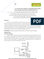MATHEMATICAL MODEL ANALYSIS AND CONTROL ALGORITHMS DESIGN BASED ON STATE FEEDBACK METHOD OF ROTARY INVERTED PENDULUM