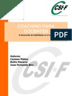 Libro Coaching Docentes