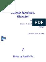 Clase 9 Calculo Mecanico Ejemplos
