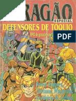 Dragão Brasil Especial 01 - Defensores de Tóquio
