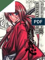 Rurouni Kenshin Vol 01