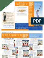 Straighten Up Exercises