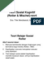 Teori Sosial Kognitif (Rotter Dan Mischel)Rev 4