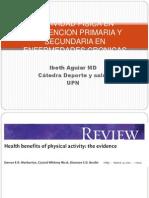 Actividad Fisica en Prevencion Primaria y Secundaria en[1] Upn