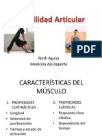 Movilidad Articular UPN