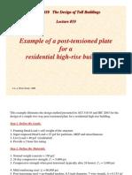 Ejemplo Diseño Losa Postensada.pdf