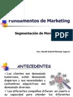 Fund MKT Contenido 4 Segmentacion de Mercados