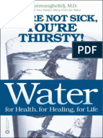 Water_ for Health, For Healing, For Life - Batmanghelidj_ F