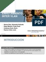 Enrutamiento Inter Vlan Final