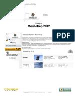02 - Mousetrap 2012 - FAQs