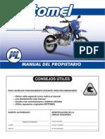 X3M 125 - Manual Del Propietario