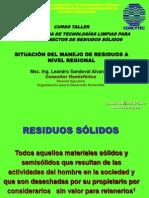 Manejo Residuos Solidos America Latina
