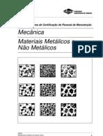 SENAI Materiais Metalicos e Nao Metalicos