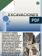 Diapositivas de Excavaciones
