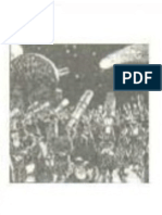 A Vigilância Internacional do Cometa de Halley (Rainha, Março - 1986)