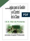 Estrategias Para La Gestion y El Control de La Clase_Jorn Acogida Profes