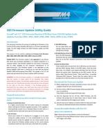Crucial m4 Firmware Update 070H