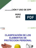 Seleccion y Uso de EPP