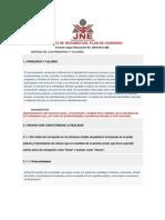 Formato de Resumen Del Plan de Gobiernode Alianza Por El Gran Cambio