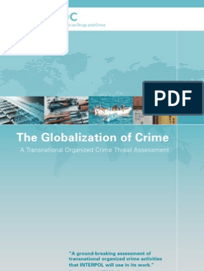 UN - The Globalization of Crime (2010)   Transnational Organized