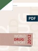 UN 2012 World Drug Report