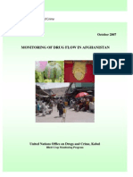 UN Monitoring Drug Flow in Afghanistan
