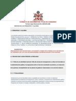 Formato de Resumen Del Plan de Gobiernofonavistas Del Peru