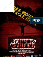Viper Challenge Bofghfghdyweight Training Program