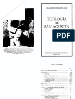 Moriones, Francisco - Teologia de San Agustin