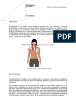 Sindrome Tension Cervical