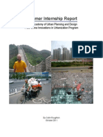 China Intern Report