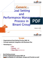 Bin an i Goal Setting Performance Management 28205